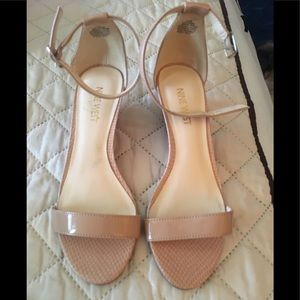 None West Wedge Sandals